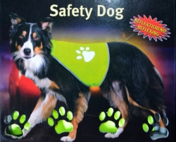 Reflexní vesta Safety Dog