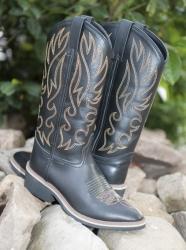 5066add5bf7 Westernové boty HKM Montana